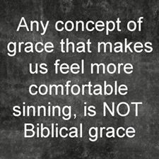 grace to stop sinning