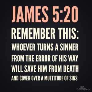 sinner saved from sin