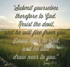 submit to God