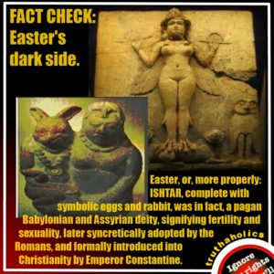 EASTER ishtar-fact