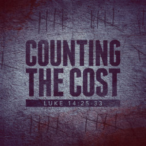 COUNTING THE COST OF DISCIPLESHIP – BY STEVE KILGORE [AT THE BATTLE FRONT 152]